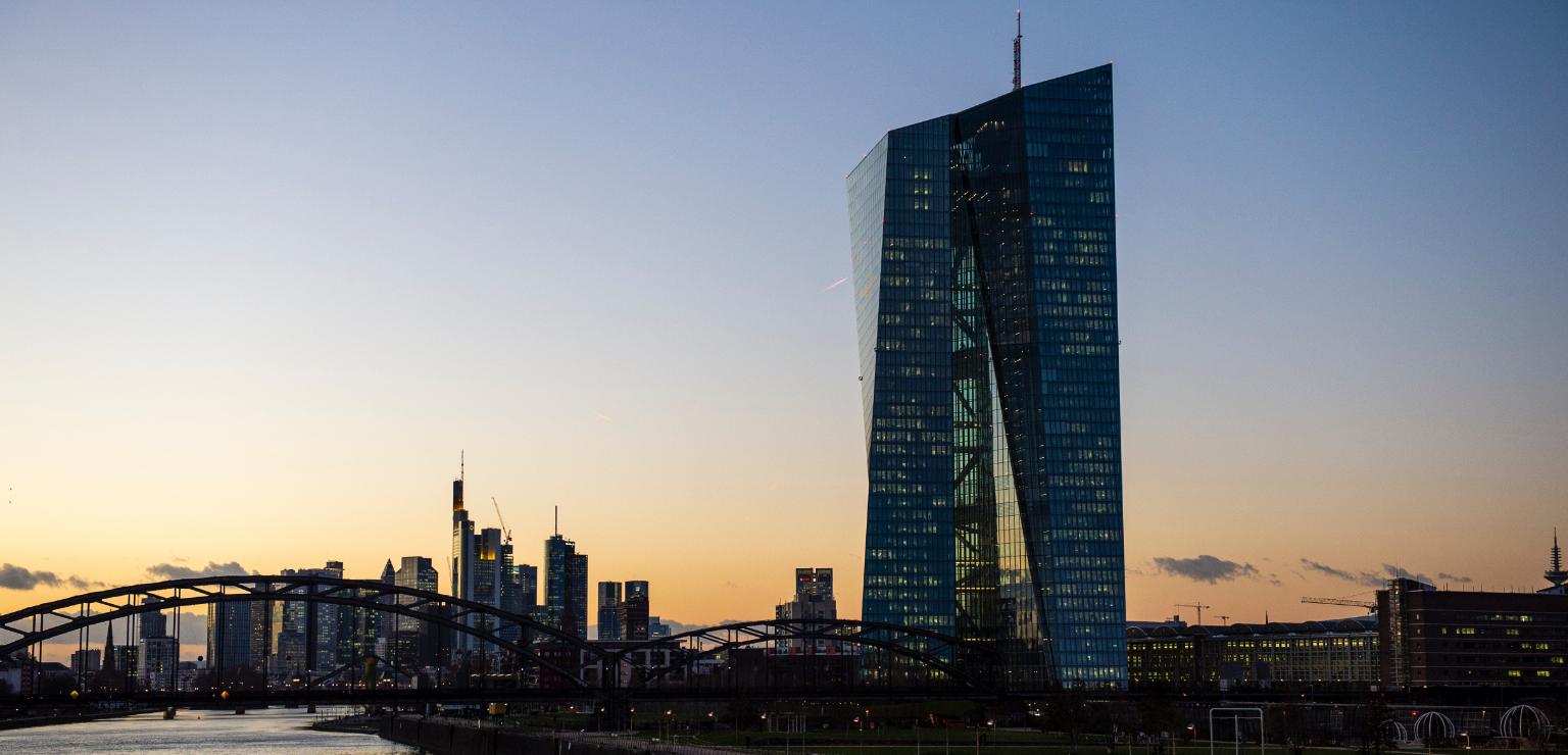 Europese Centrale Bank Frankfurt am Main